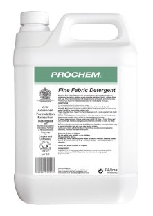 Prochem Upholstery and Fabric