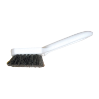 "Horsehair Brush, 8 1/2"" Handle"