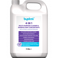 Byotrol 4 in 1 Multi Purpose Cleaner and Disinfectant Concentrate