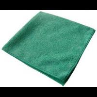 Green Microfibre Cloth