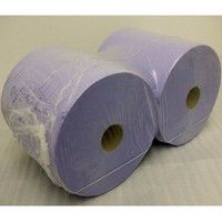 Extra Large Blue Wiper Rolls