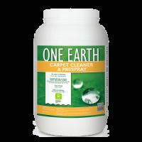 One Earth Carpet Cleaner & Prespray