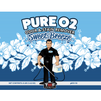 Pure O2 Sweet Breeze Odor Stain Remover