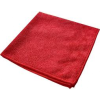Red Microfibre Cloth x 200