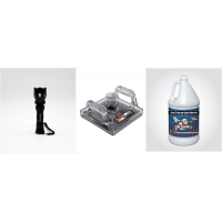Urine Detection and Removal Package