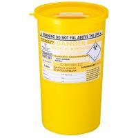 Sharps Bin Yellow 3.75L