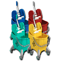 25L Mop Bucket with Wringer