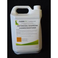 Bactericidal Washroom Maintainer