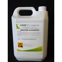 Machine Glasswash