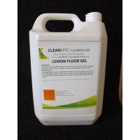 Lemon Floor Gel 5ltr