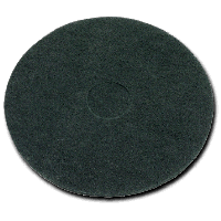 Black Stripping Pad 17""