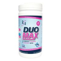 Duo Max Sanitising Wipes