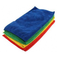 Mixed Pack Microfibre Cloths
